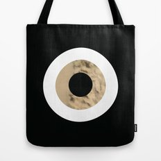 Sand evil eye Tote Bag