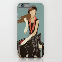 Oh To Be French In The 3… iPhone 6 Slim Case