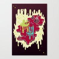 Dimensio A Canvas Print