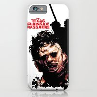 Leatherface: Monster Madness Series iPhone 6 Slim Case
