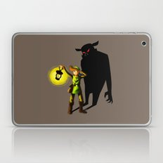 The Hero's Lantern Laptop & iPad Skin