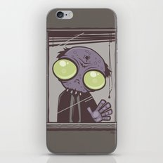 Office Zombie iPhone & iPod Skin
