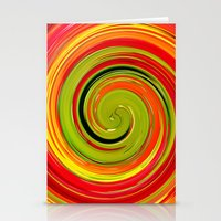 espiral Stationery Cards