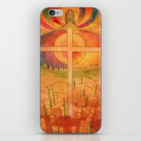 Salvation iPhone & iPod Skin
