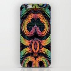 Like Clockwork iPhone & iPod Skin