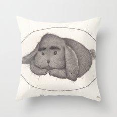 Zayka Throw Pillow