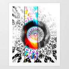 SOLANACEAE Art Print