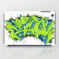 Vecta Wall Smash iPad Case