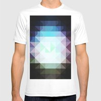Inside Mens Fitted Tee White SMALL