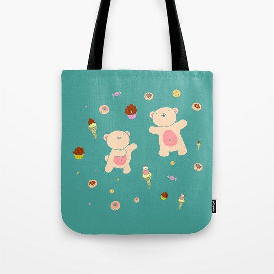 Sweet Bears Tote Bag