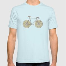 Velocitrus (color Versio… Mens Fitted Tee Light Blue SMALL