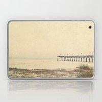 Early Venice Pier Day ... Laptop & iPad Skin