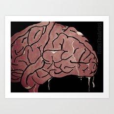 Mind Sex Art Print
