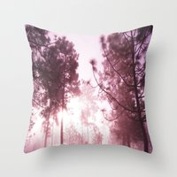 Sunrising Throw Pillow