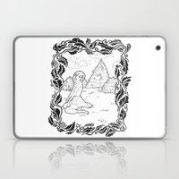 Pin Up 001 Laptop & iPad Skin