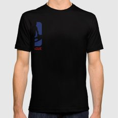 Hoverboard Racing League SMALL Mens Fitted Tee Black