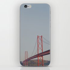 Across the Bridge iPhone & iPod Skin