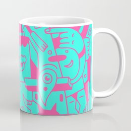 Mug - The Disconsolate Factory of Charles Grebbum - Mister Phil