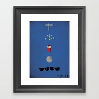 Blues Brothers - 106 Mil… Framed Art Print