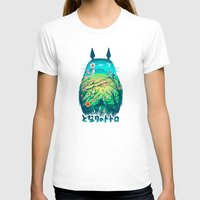 nature T-shirts featuring He Is My Neighbor by Victor Vercesi