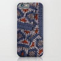 Winter Lovers VI iPhone 6 Slim Case