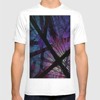 Oh, What A Tangled Web We Weave Mens Fitted Tee White SMALL