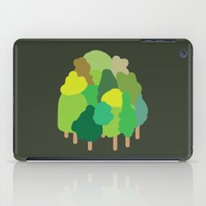 minibosque iPad Case
