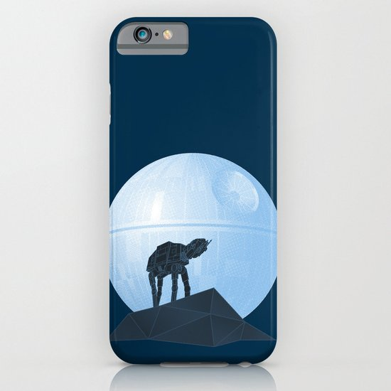 Howl at at the Moon iPhone & iPod Case