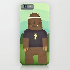sasquatch  iPhone 6 Slim Case