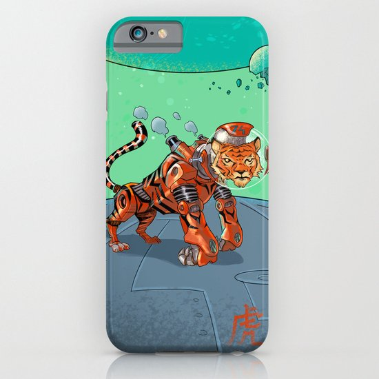 Astro Zodiac Force 03: Tiger iPhone & iPod Case