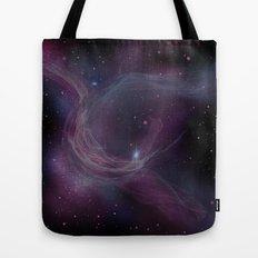 Nebula IX Tote Bag
