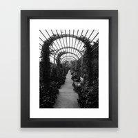 Arbor Framed Art Print