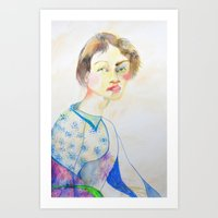 Study #40 Art Print