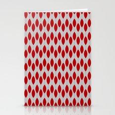 Rose Petal Drops Modern … Stationery Cards
