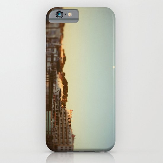 Harbor Moon iPhone & iPod Case