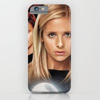 iPhone & iPod Case featuring Buffy The Vampire Slayer  by SRB Productions
