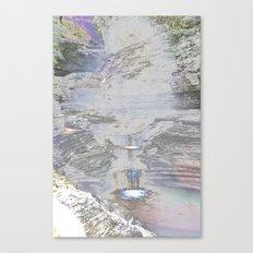 Chromascape 9 (Watkins Glen) Canvas Print