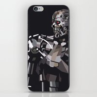 Targeted For Termination… iPhone & iPod Skin
