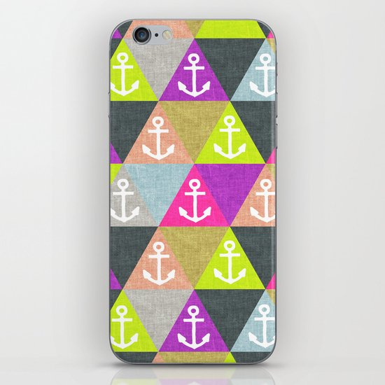 Ahoi! iPhone & iPod Skin