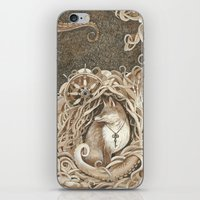 The Fox And The Sea iPhone & iPod Skin