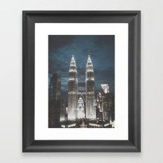 Kuala Lumpur I Framed Art Print
