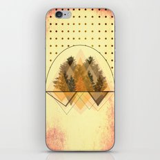 try tree-angles iPhone & iPod Skin