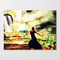 Find Freedom Canvas Print