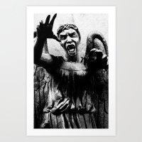 DOCTOR WHO SERIES / WEEP… Art Print