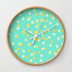 your favourite scarf Wall Clock