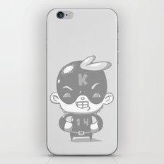 Kaptain 14: Whiteout Edition iPhone & iPod Skin