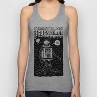 Strange Tales Of Cucacol… Unisex Tank Top