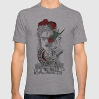 mother frida Mens Fitted Tee Athletic Grey SMALL