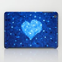 Winter Blue Crystallized… iPad Case