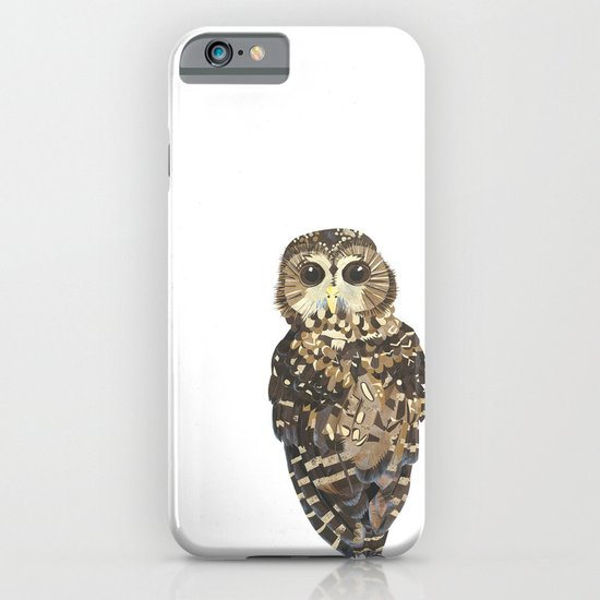 Northern Spotted Owl. iPhone & iPod Case